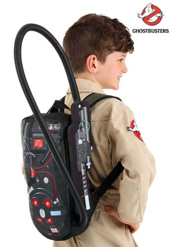 Toddler Ghostbuster Proton Pack
