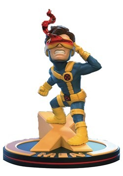 X-Men Cyclops Q-Fig Diorama Statue