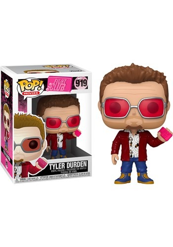 POP Movies: Fight Club- Tyler Durden w/Chase and Buddy