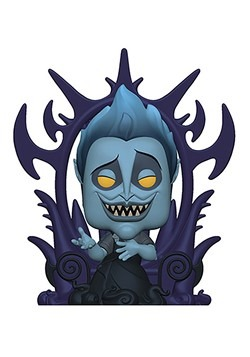 POP Deluxe: Villains- Hades on Throne