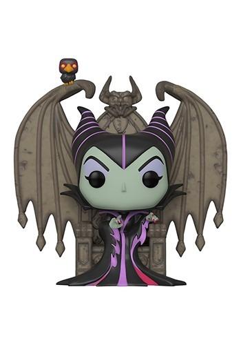 POP Deluxe: Villains- Maleficent on Throne