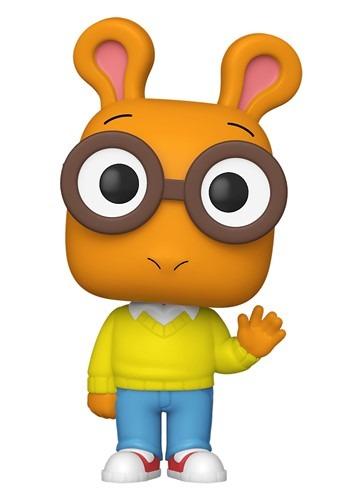 POP Animation Arthur the Aardvark Arthur