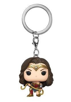 POP Keychain Wonder Woman 1984 Wonder Woman w Lasso