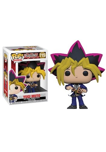 POP Animation: Yu-Gi-Oh- Yugi Mutou Update