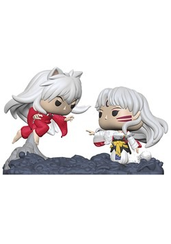 POP Moment: Inuyasha- Inuyasha Vs. Sesshomaru