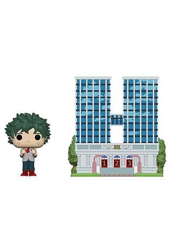POP Town: My Hero Academia- U.A. High School w/Dek