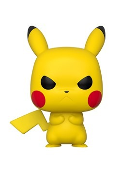 POP Games: Pokemon S3- Grumpy Pikachu