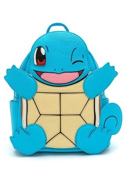 Loungefly Squirtle Cosplay Mini Backpack