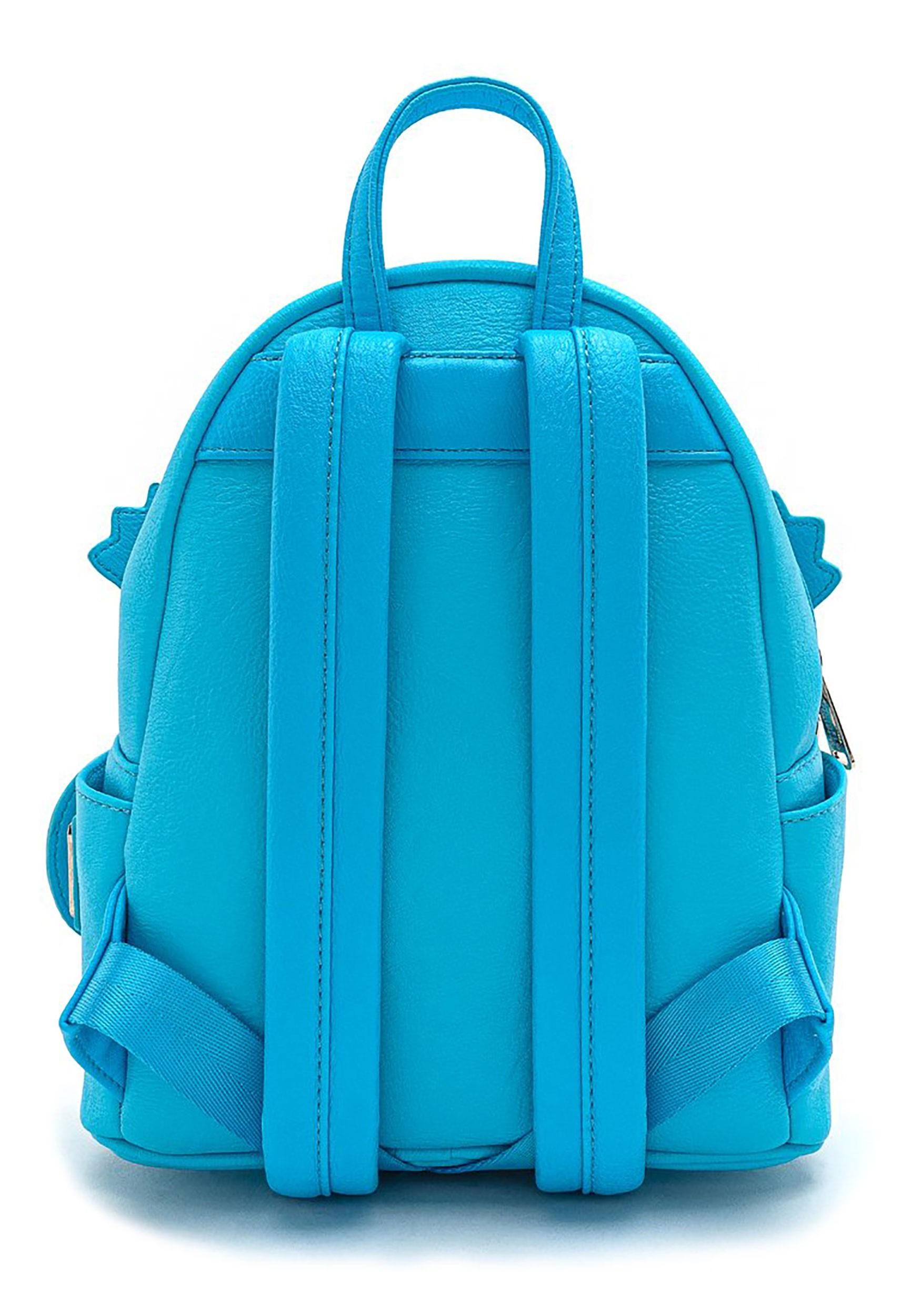 Squirtle Cosplay Loungefly Mini Backpack Pokemon Backpack