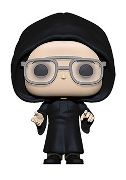 POP TV The Office Season 2 Dwight as Dark Lord Figure