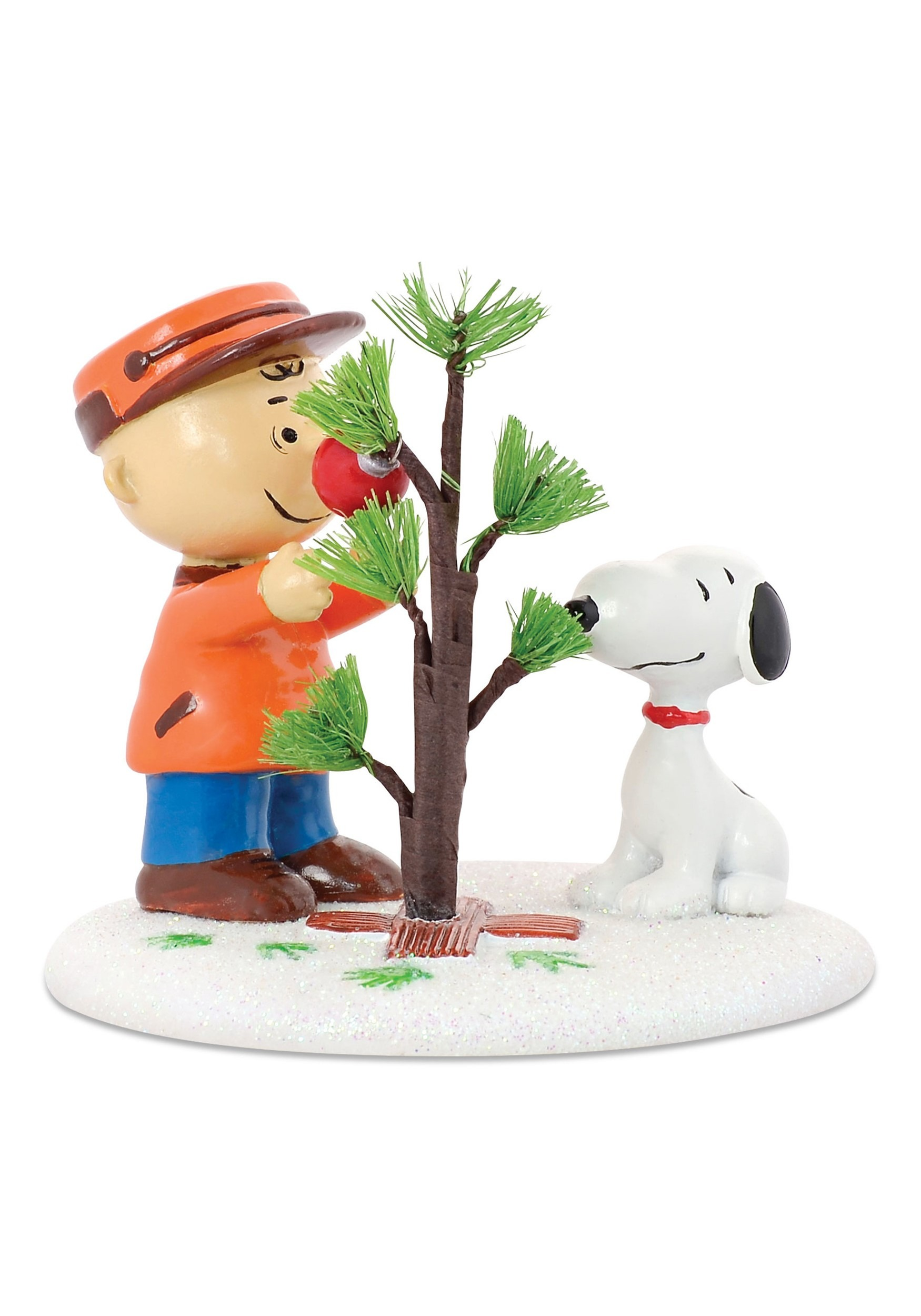Peanuts The Perfect Tree Department 56 Figure
