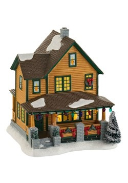 Department 56 A Christmas Story Ralphies House