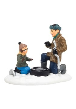 Department 56 A Christmas Story Oh Fudge Figurine