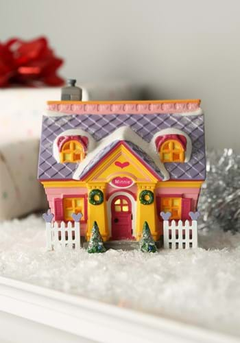 Department 56 Minnie's House Main UPD