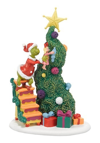 It Takes Two, Grinch and Cindy Lou Who Tree Figure
