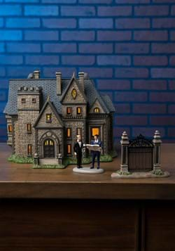 Department 56 Batman Wayne Manor 3-Piece Set Upd