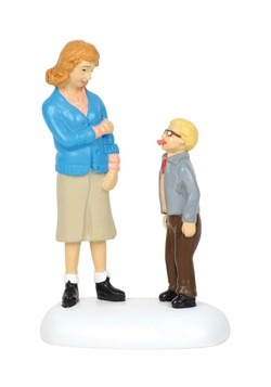 Department 56 A Christmas Story Soap Connoisseur Figurine