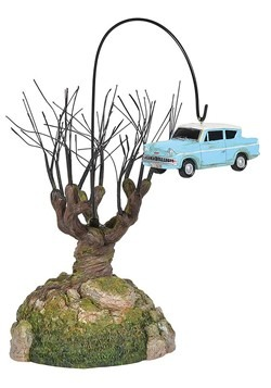 Department 56 Harry Potter Whomping Willow Tree St