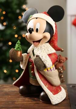 Santa Mickey Mouse Big Fig Statue