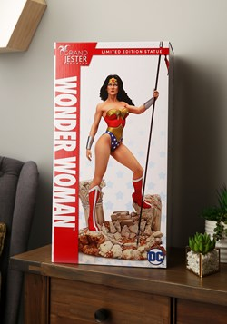 Grand Jester Studios Wonder Woman 1/6 Scale Statue Main Upd