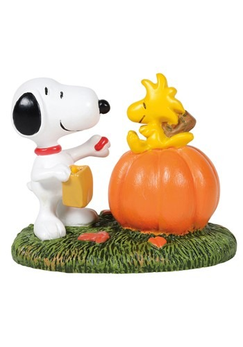 Department 56 Peanuts A Treat For Woodstock