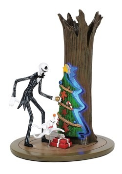 Department 56 Jack Discovers Christmas Town Figure