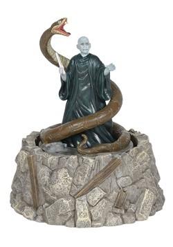 Lord Voldemort & Nagini Statue