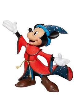 Sorcerer Mickey 80th Anniversary Statue
