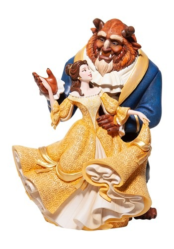Beauty and the Beast Statue