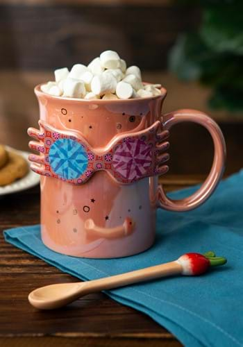 Luna Lovegood Mug and Spoon