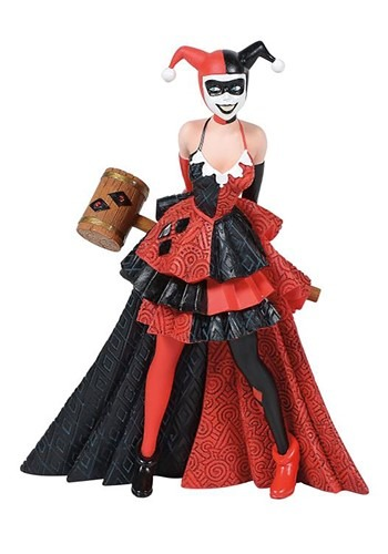 Harley Quinn Couture de Force Statue