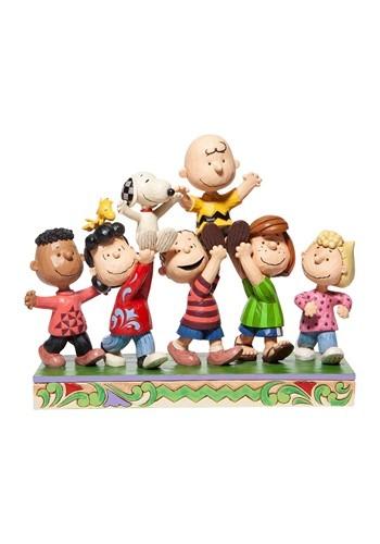 Jim Shore Peanuts Gang