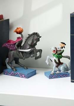 Headless Horseman & Ichabod Statue