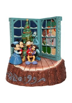 Mickey Mouse Christmas Carol Diorama