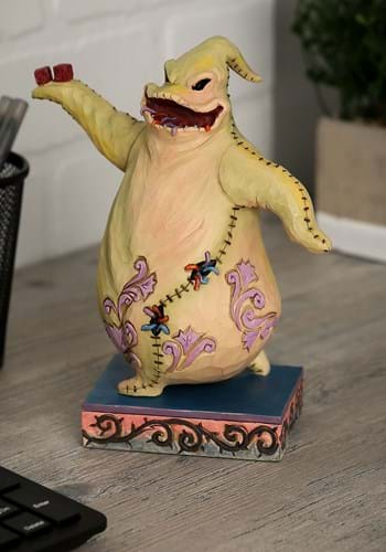 Disney Traditions: Oogie Boogie Staute Main UPD