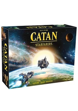 Catan: Starfarers Board Game 2nd Edition