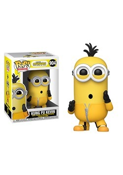 POP Movies: Minions The Rise of Gru: Kung Fu Kevin