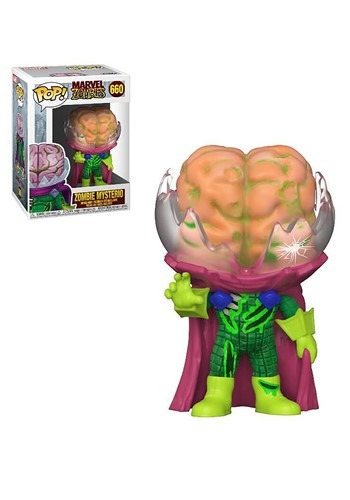 Pop! Marvel: Marvel Zombies - Mysterio