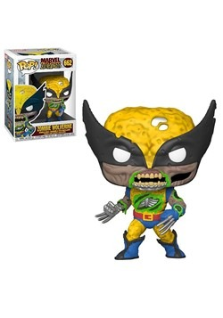Pop! Marvel: Marvel Zombies - Wolverine