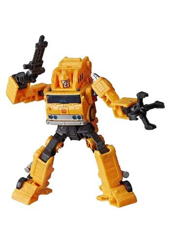 Transformers War for Cybertron Earthrise Grapple Figure upd