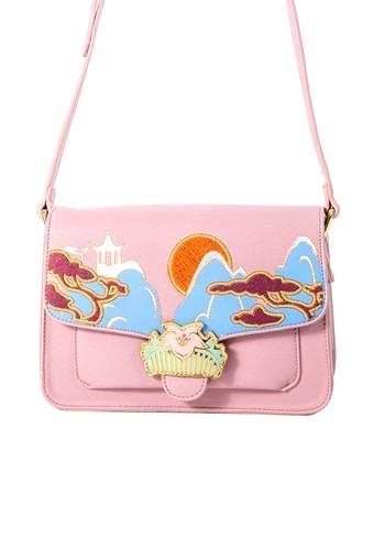 Danielle Nicole Mulan Classic Satchel Bag