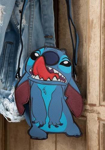 Danielle Nicole Stitch Die Cut Crossbody Bag-Update