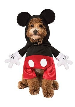 Disney Mickey Mouse Costume for Dogs