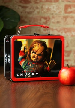 Bride of Chucky Tin Tote Update