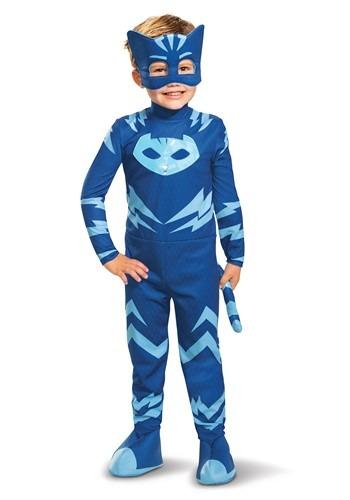 PJ Masks Boy's Catboy Deluxe Light Up Costume