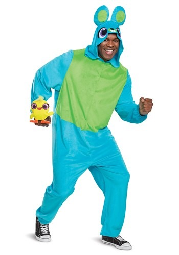 Toy Story Bunny Jumpsuit Adult Costume