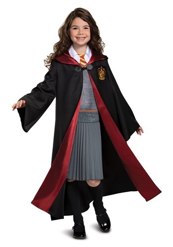 Harry Potter Deluxe Kids Hermione Costume
