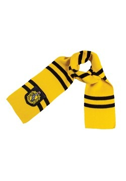Harry Potter Hufflepuff Costume Scarf