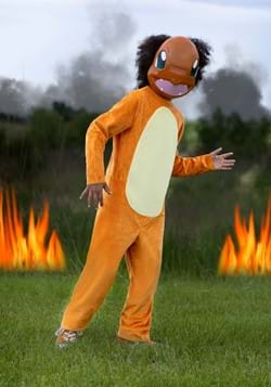 Child Pokemon Classic Charmander Costume