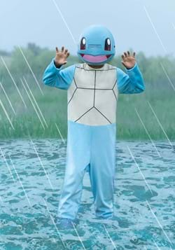 Child Pokemon Classic Squirtle Costume